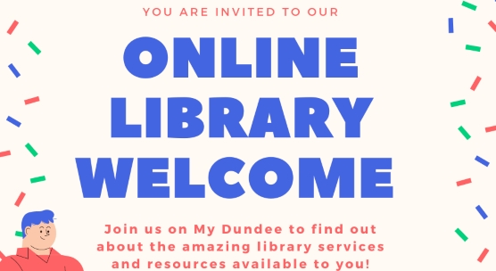 library welcome 2020 news